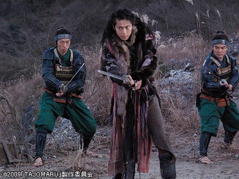 小栗旬主演映画『TAJOMARU』フォトギャラリー1