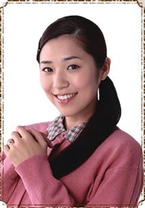 桂木亜沙美さんのポートレート
