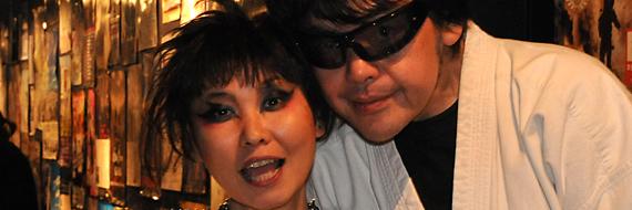 村山竜二さん+希誉巳さん