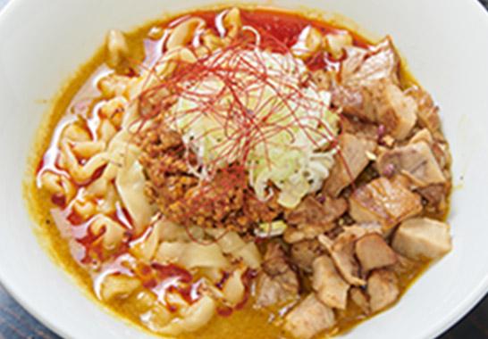咖喱坦々麺