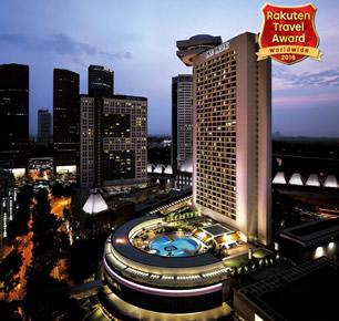 パンパシフィック シンガポール